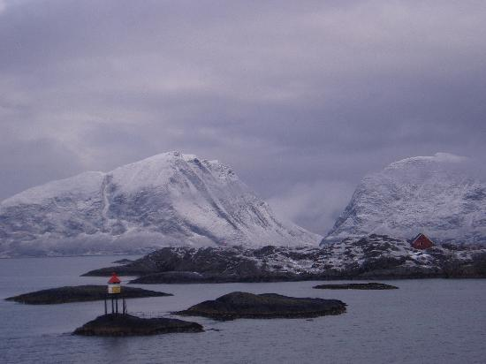 Western Norway, Norway: South of Torvik in MØre and Romsdal
