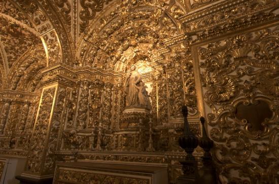 Pelourinho : Golden Walls of Sao Francisco