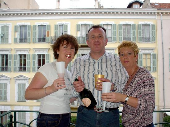 Hotel Boreal : balcony room 511