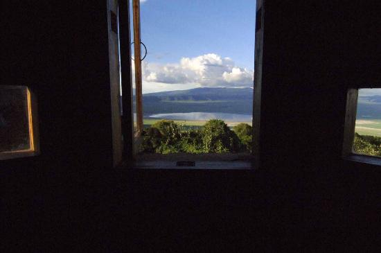 andBeyond Ngorongoro Crater Lodge: View From the Throne (Room 20)