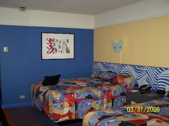 Fold Out Couch Picture Of Disney 39 S Contemporary Resort Orlando Tripadvisor