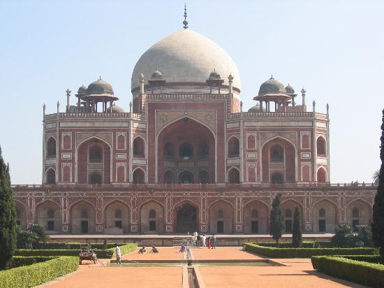 3 Tage in Neu-Delhi