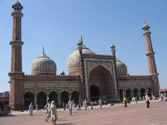 Friday Mosque (Jama Masjid): Jama Masjid