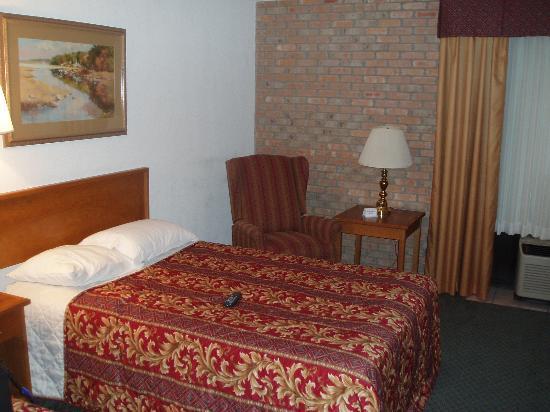 Holiday Inn Express San Antonio Airport: My room