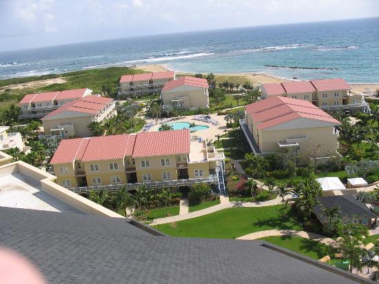 St. Kitts Marriott Resort & The Royal Beach Casino: North Buildings
