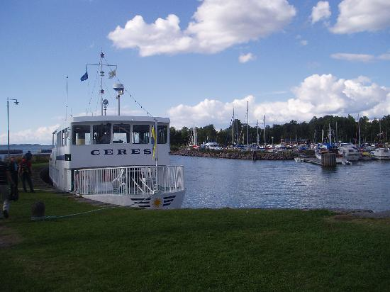 Uppsala County, Sweden: M/S Ceres