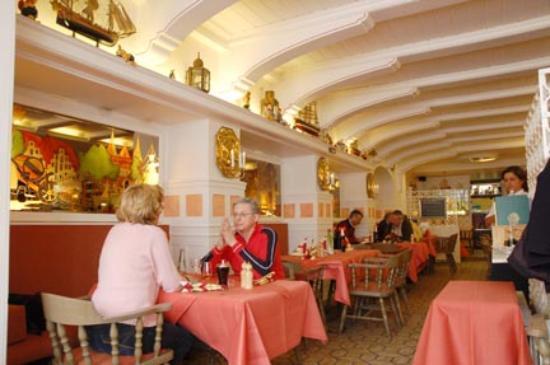Radisson Blu Senator Hotel : Yatchzimmer restaurant