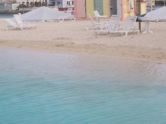 Beach - Sandyport Beach Resort Photo