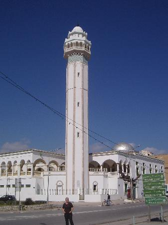La Goulette, Tunisia: The big Mosque