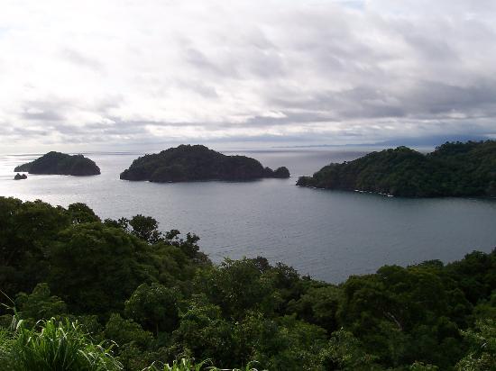 Four Seasons Resort Costa Rica at Peninsula Papagayo : Golf Course View