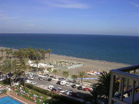 Bajondillo Apartments : Banjodillo view of Mediterrean