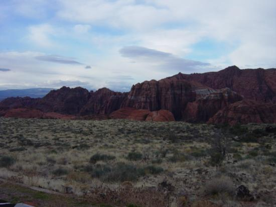 Red Mountain Resort: Breathtaking Views of Snow Canyon