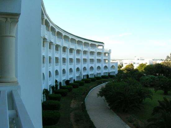 Hotel Palace Oceana Hammamet: garden view rooms