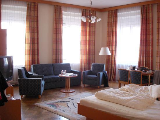 Hotel Drei Raben: Room 208