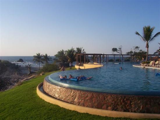 Four Seasons Resort Punta Mita : The Pool