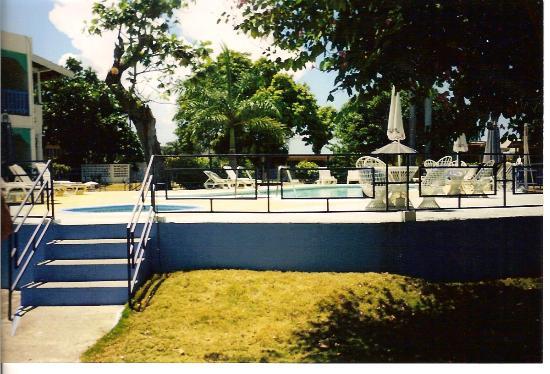 Toby's Resort : Pool