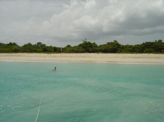 Isla Verde, Porto Riko: Culebrita