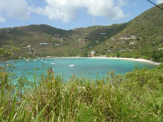 Isla Verde, Puerto Rico: Tortola, BVI