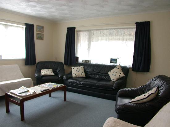 Pen Mar Guest House: Comfy, modern lounge