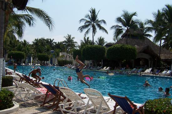 Gran Festivall All Inclusive Resort: Main Pool