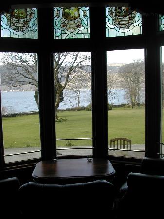 Knockderry House Hotel: Bar Table