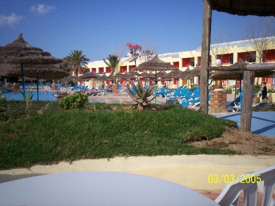 Caribbean World Borj Cedria : more pool