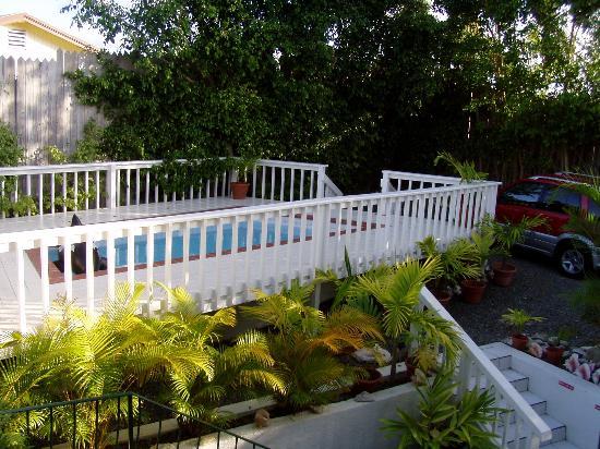 Bonville View Villa: pool