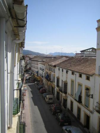 Hotel San Francisco - Ronda: The view from our room
