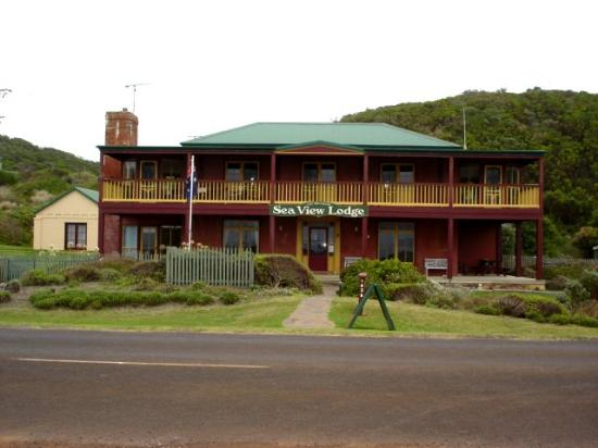 Cape Bridgewater Sea View Lodge Image