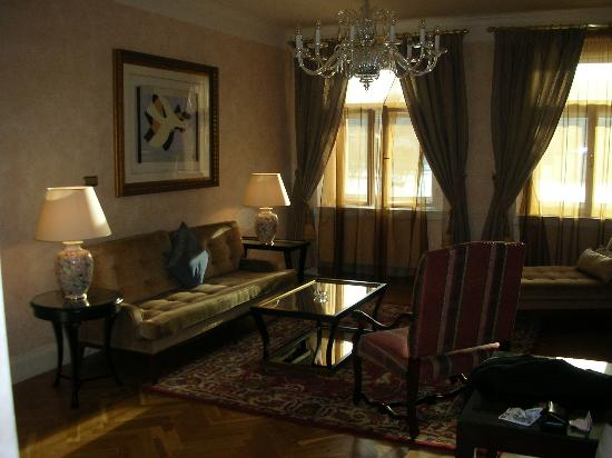 Pachtuv Palace: Our room