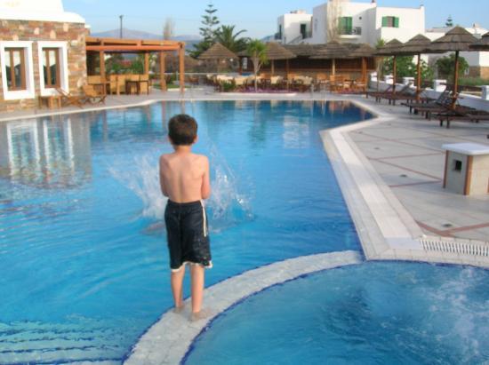 Naxos Resort Beach Hotel : pool 2