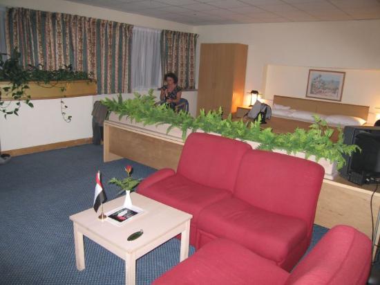 Palm Beach Hotel: Hotelzimmer