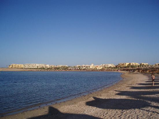 Steigenberger Coraya Beach: The bay at the Coraya