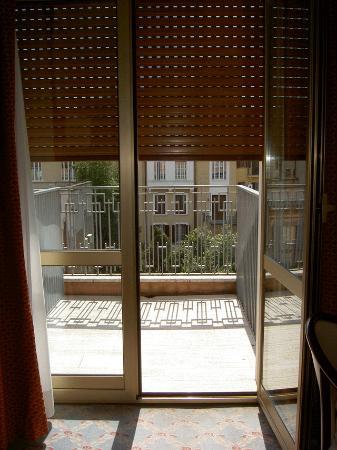 FH Grand Hotel Palatino Terrace Doors & Terrace Doors - Picture of FH Grand Hotel Palatino Rome - TripAdvisor
