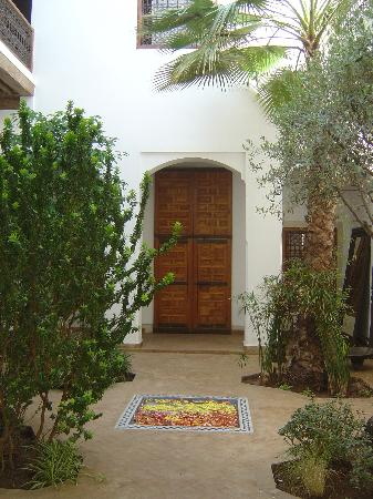 Riad l'Orangeraie: ground floor