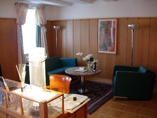 Widder Hotel : Widder Room