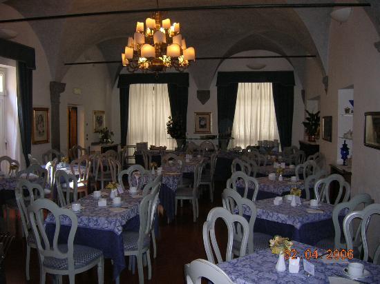Hotel Rivoli: Brakfast Room