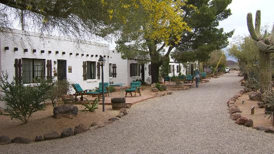 White Stallion Ranch: Accommodation at the Ranch