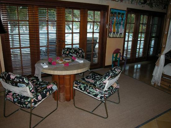 Victoria House: Rainforest Suite - Interior View