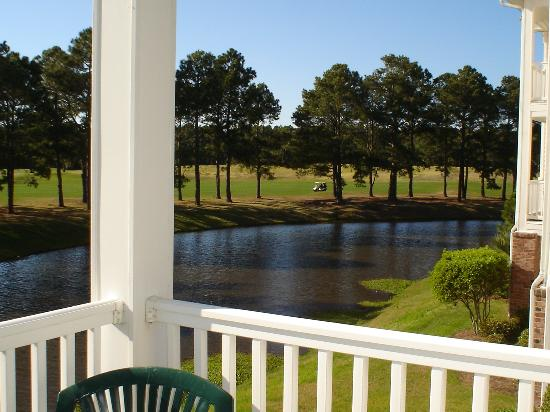 Myrtlewood Villas: View from the balcony