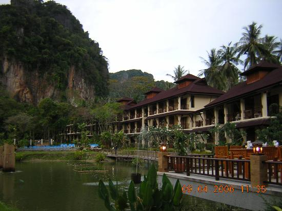 Railay Princess Resort & Spa: View of Hotel