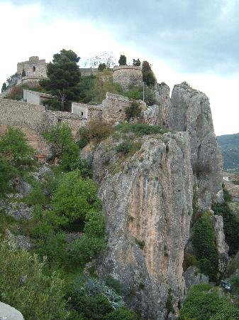 Hotel SH Villa Gadea: Guadalest Castle 1hr inland