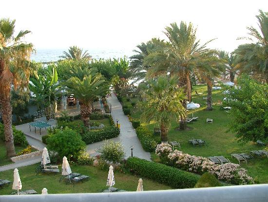 Constantinou Bros Asimina Suites Hotel : View from our room