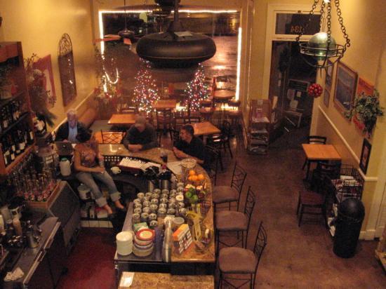Cherokee Lodge: Great Coffee/Breakfast at 1134