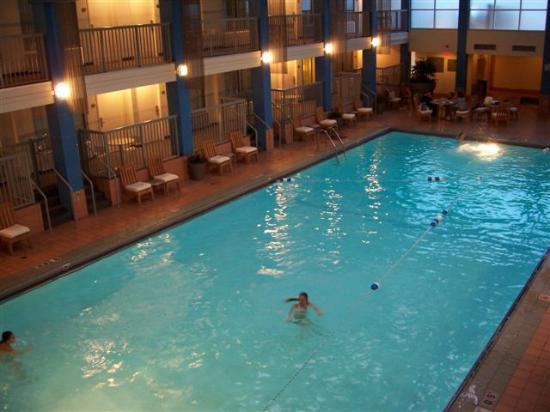 Crowne Plaza Hotel Bloomington Mn Reviews