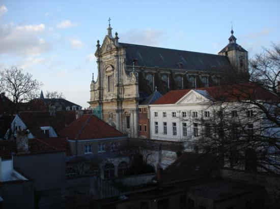 Dieltiens Gastenkamers Guestrooms: View from our room