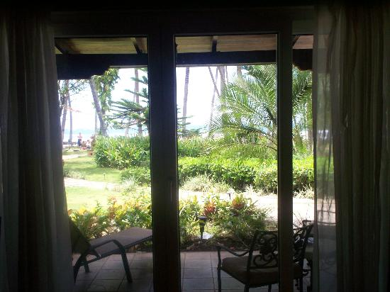 Hotel Tamarindo Diria: view from our room