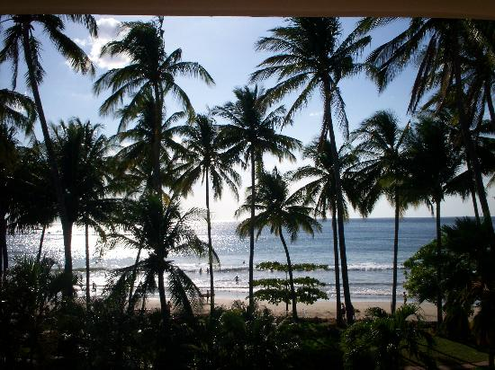 Hotel Tamarindo Diria: view from my friends room on 3rd floor