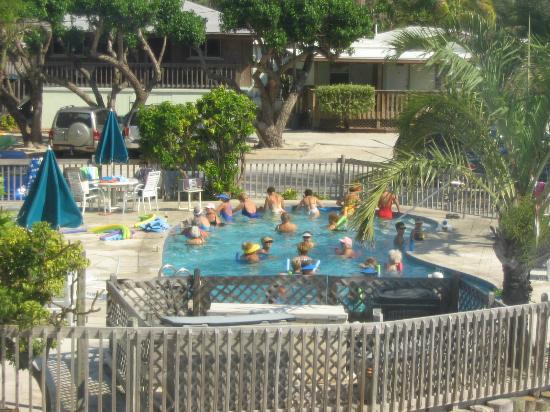 Parmer's Resort: Senior Water Aerobics