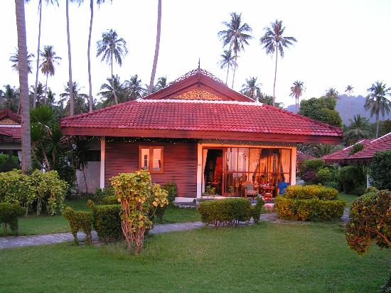 """The Siam Residence Boutique Resort: """"Our"""" cottage"""